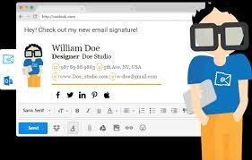 professional email signature business email signatures generator