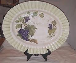 ceramic turkey platter vintage large oval ceramic turkey platter dura toure ceramica 20