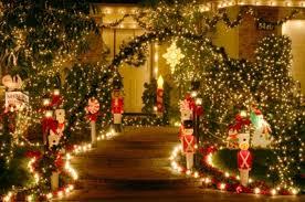 christmas home decorating top 10 outdoor christmas light ideas