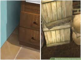 how to remove odor from wood cabinets how to remove dead animal odor 12 steps with pictures wikihow