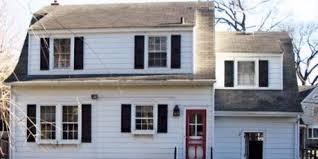 dutch colonial roof dutch colonial home remodel before and after home renovation photos