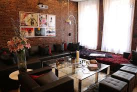 livingroom soho 8 swanky airbnb penthouses you can rent for the in new york city