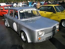 renault race cars renault 8 tarmac race car