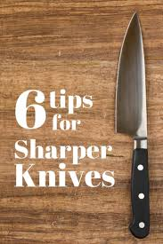 Kitchen Knive How To Care For Kitchen Knives 6 Common Mistakes Huffpost
