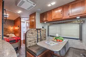 motor home interior rentals c medium motorhome fraserway rv