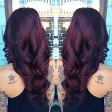 Can You Black With Color Black Cherry Hair Color With Culrs My Style Black