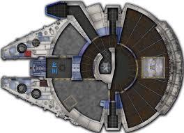 yt 1300f deck plan map star wars edge of the empire rpg ffg