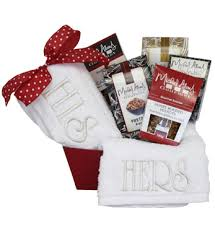 Spa Gift Basket Ideas His Hers Spa Gift Baskets
