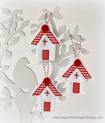 house ornaments a spoonful of sugar