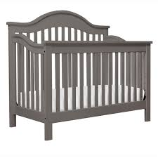 Black 4 In 1 Convertible Crib by Davinci Jayden 4 In 1 Convertible Crib In Slate Simply Baby