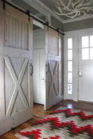 Ikea Sliding Barn Doors Armoire Doors Get New Life As Barn Doors Ikea Hackers Ikea Hackers