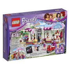 legos walmart black friday lego lego friends heartlake cupcake cafe 41119 walmart com