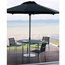 Backyard Umbrellas Large - outdoor umbrellas patio caravita modern large umbrella