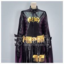 Halloween Costume Batgirl Cosonsen Batman Adventure Batgirl Cosplay Costume