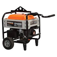 generac xp series portable generator