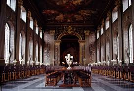 tour the painted hall at old royal naval college the u0027british