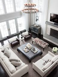 Modern Living Room Design Ideas Natural Light Window And Room - Large family room design