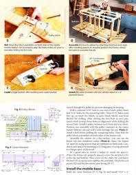 Tool Bench Plans Tool Bench Plans U2022 Woodarchivist