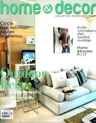 home interior decorating magazines best interior design magazines stunning home decorating magazine