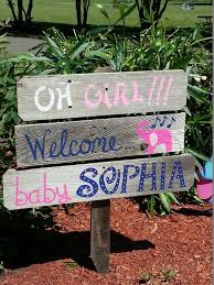 Welcome Home Decorations Baby Shower Sign Decorations Its A Boy Sign Its By Trueconnection