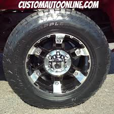Fierce Attitude Off Road Tires Custom Automotive Packages Off Road Packages 17x9 Xd Spy