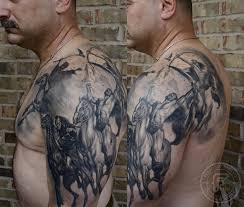 dark age tattoo studio tattoos animal four horsemen of the