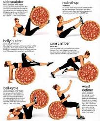 Memes About Pizza - pizza memes my daily workout facebook