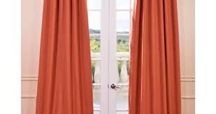 Curtain Fabric Shops Melbourne Unforeseen Illustration Of Orange Chevron Curtains Magnificent