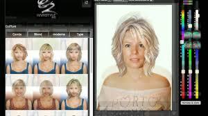 essayer coupe de cheveux en ligne ez hairstyle le logiciel de coiffures virtuelles professionnel