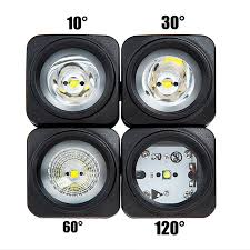 led light pod 2 modular led road work light 10w 900