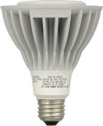 Par30 Led Light Bulb by Sylvania 78494 13 Watt Ultra Led Par30ln Dimmable Long Neck
