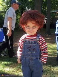 Toddler Chucky Halloween Costume Lil U0027 Chucky Halloween Costume Photo 3 3