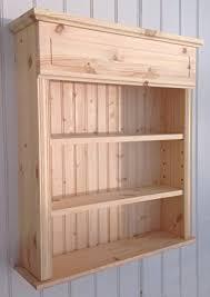 original crate furniture wall cabinet shelf unit spice rack