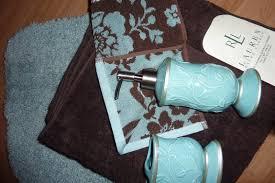 Blue And Brown Bathroom Ideas Turquoise Brown Bathroom Ideas Brightpulse Us