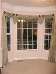 Curtains For Kitchen Window by Thinking About Doing This In Dining Room Sunroom Curtain Style