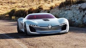 voiture de sport 2016 renault trezor un concept car pour dessiner l u0027avenir des