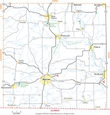 Monroe Wisconsin Map by Green County Wisconsin Map