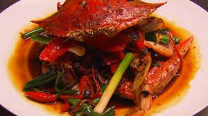 cuisiner crabe crabe bleu avec sauce aux haricots noirs masterchef australie casa