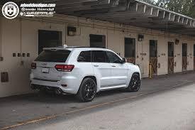 2016 jeep grand cherokee white jeep grand cherokee srt8 white cars hre wheels wallpaper