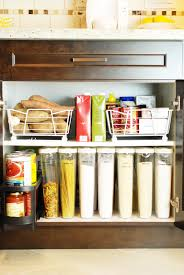 Kitchen Cabinet Storage Bins Kitchen Cabinet Organizers Pictures U0026 Ideas From Hgtv Hgtv