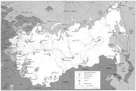 Language Map Of America by Maps Of The Soviet Union