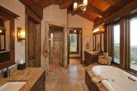 rustic bathroom design home design ideas