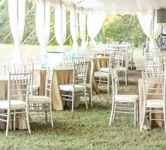 chiavari chair rental nj party tent rentals nj lucky amusements tables chairs rental