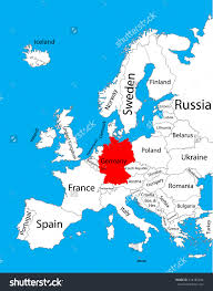 Germany Map by Map Of Germany In Europe Roundtripticket Me