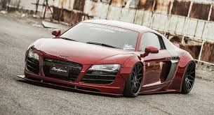 second generation audi r8 carscoops audi r8