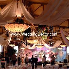 Hanging Decor From Ceiling by Ceiling Canopy And Ceiling Fabric Swags Ceiling Decorations