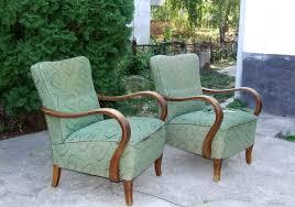 Art Deco Armchair Pair Of Art Deco Armchairs Club Chairs