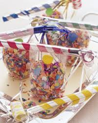 new year s party favors decorations for new year s martha stewart