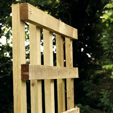 Heavy Duty Trellis Panels Garden Trellis Panels G And Mb Manning One Stop Fencing Supplier