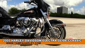 2005 harley davidson flhtc electra glide classic used motorcycle